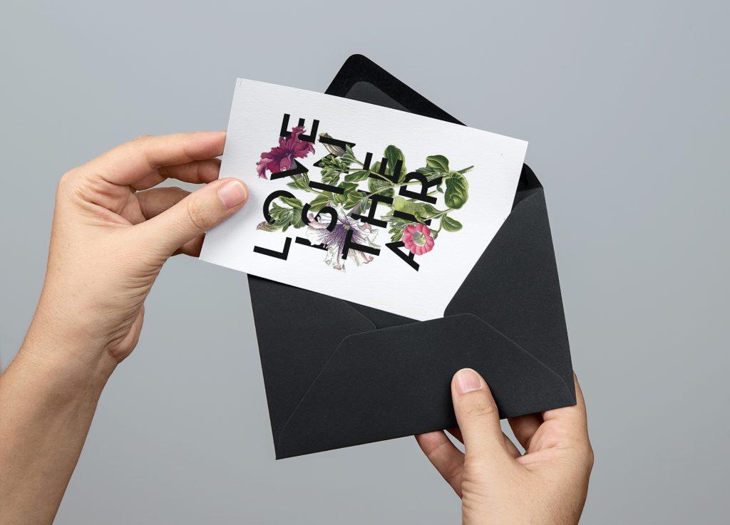 trouwkaartje